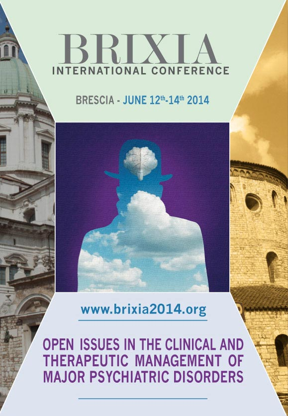 BRIXIA - Open Issue in the Clinical and Therapeutic Management of Mayor Psychiatric Disorders