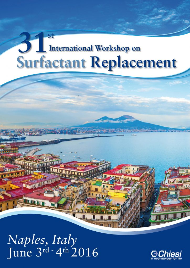 31st  International Workshop on Surfactant Replacement
