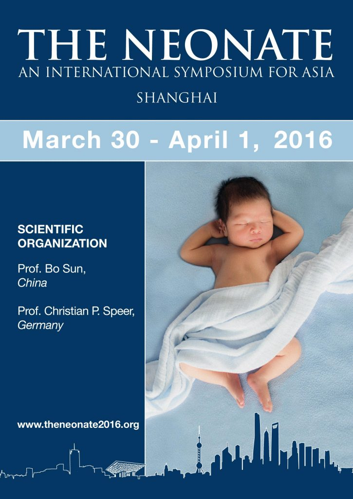 The Neonate- an International Symposium for Asia